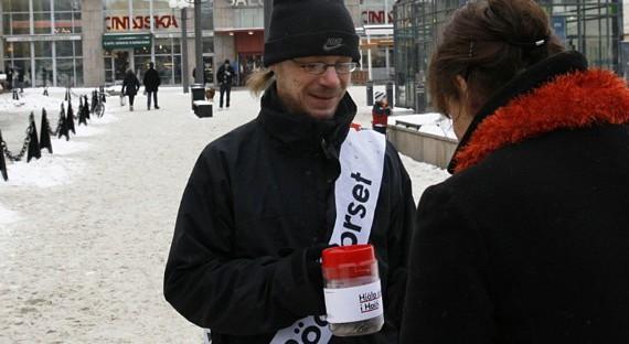 Foto: Peter Rubin Röda Korset